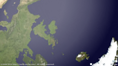 ScreenShot Image : The Whole Globe - 3D Earth viewer for Silverlight®